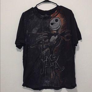 Jack skellington t shirt